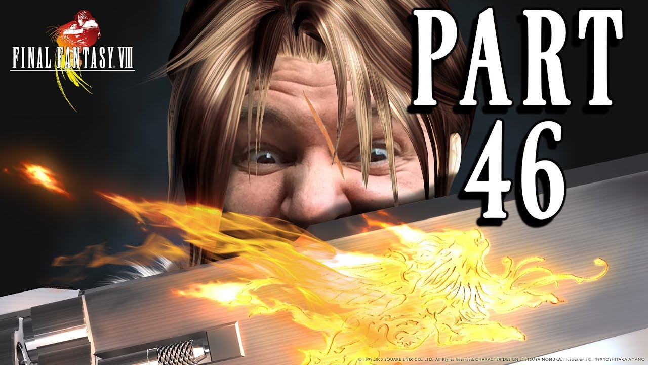 Final Fantasy VIII – Part 46: Nicht ihre Art