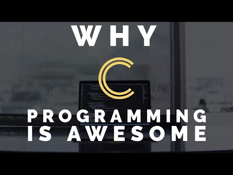 Video Why C Programming Is Awesome