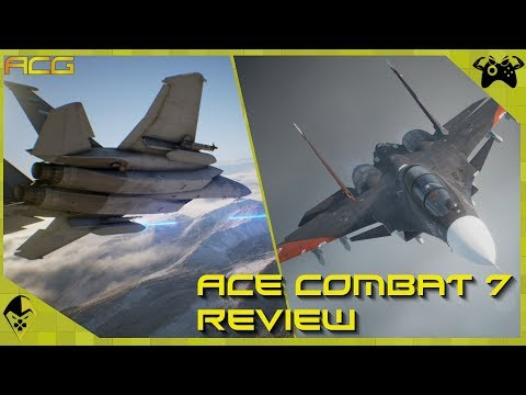 "Ace Combat 7: Skies Unknown Review ""Buy, Wait for Sale, Rent, Never Touch?"" - YouTube video thumbnail"