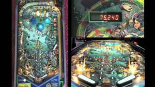 FATHOM Pinball Machine (Bally 1981)- PAPA Video Tutorial (Part 1)
