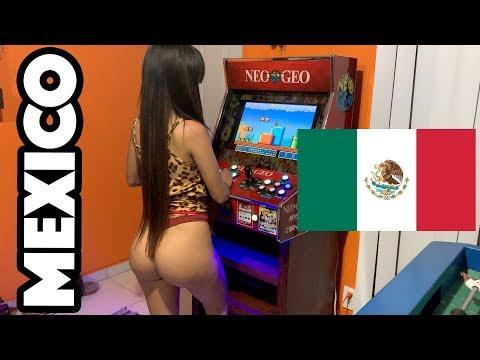 Barbie Rican primera vez en Mexico con Jamsha