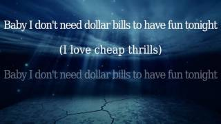 Sia – Cheap Thrills – Instrumental – Lyrisc mp3 (High Quality Mp3)