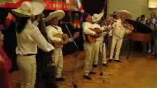 Mariachi Azteca de Praga, mexická hudba