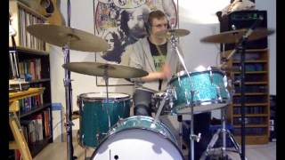 Flight of the rat (Deep Purple drum cover)