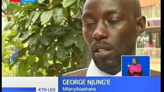 George Njung'e ambaye ni mpiga picha na pia mfawidhi