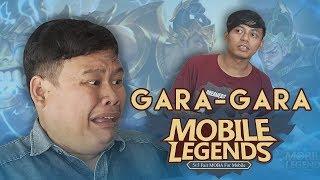 Gara-gara MOBILE LEGENDS !   Film Pendek Ngapak Video thumbnail