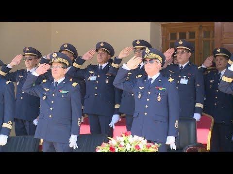 تنظيم حفل بالقاعدة الجوية الأولى بسلا تخليدا للذكرى 63 لتأسيس القوات المسلحة الملكية