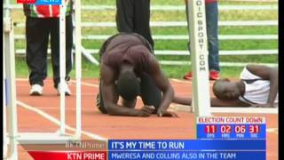 Raymond Kibet to take part in the 400m world championship athletics in London
