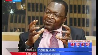 KTN Leo: Siasa za Maasai