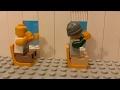 Lego Plane Crash ✈