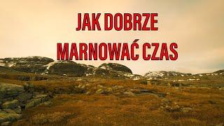 JAK DOBRZE MARNOWAĆ CZAS – Norwegia 2019 cz.3 -MIchal Chmielarz