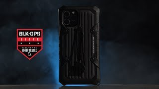 Black OPS Elite by Element Case – Exclusively for iPhone 11 Pro & 11 Pro Max