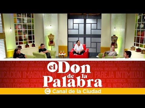 Abigail Lassalle, David Rottenberg, Daniel Dátola y Juan Manuel Brindisi en El Don de la Palabra