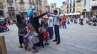 Animación infantil para todo el mundo durante el festival Maig