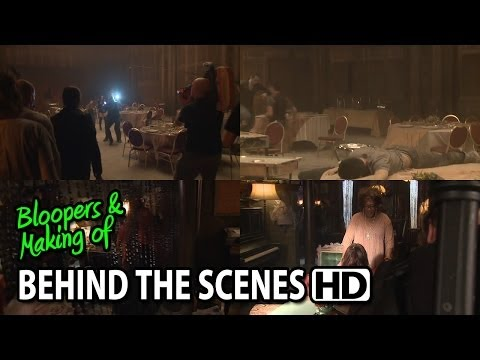The Mortal Instruments: City of Bones (2013) Making of & Behind the Scenes (Part2/3)