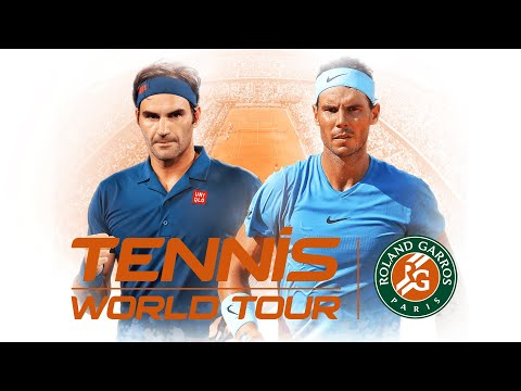 Tennis World Tour: Roland-Garros Edition - Launch Trailer thumbnail
