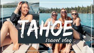 Weekend In Lake Tahoe || Tahoe Travel Vlog 2020