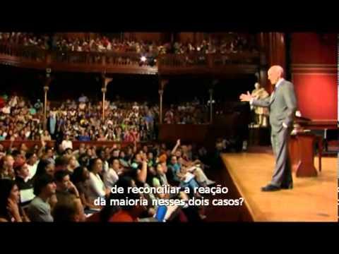 Justiça com Michael Sandel