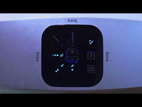 Termo eléctrico DUO 5 de Fleck - Tutorial de funcionamiento