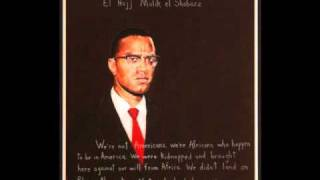 Fela Kuti Meets Malcolm X (8 58 MB) 320 Kbps ~ Free Mp3