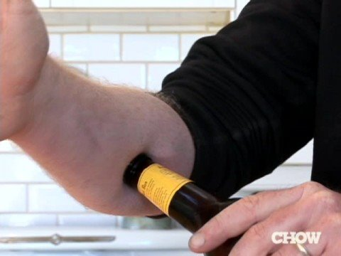 Open A Beer With Your Forearm