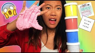 $200 SLIME REVIEW PACKAGES From FAMOUS SLIME SHOPS!! SlimeyCandy & Slime Newyork!