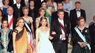 Wedding Prince Leka II & Princess Elia