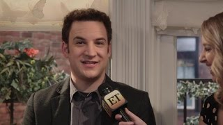 Ben Savage Spills Everything Cory And Topanga Wouldve Tweeted About On Boy Meets World!