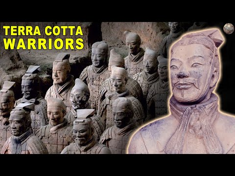 These Clay Soldiers Were Buried With China's First Emperor