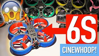 6S Cinewhoop for $219! - HGLRC VEYRON 3 CINEWHOOP - REVIEW & FLIGHTS
