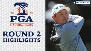 2020 PGA Championship Round 2 Highlights: Haotong Li on top of a STACKED leaderboard | CBS Sports HQ