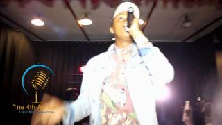 A-Reece - MGANI- LIVE Performance @ The 4th Annual Hip Hop Sessions Hosted by Sliz & CeeJay