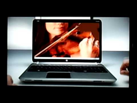 HP Commercial for HP dv6t (2012) (Television Commercial)