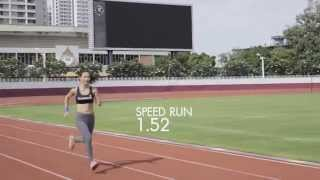 Garmin : Train to be beter together กับจ่าบิว(Interval Training)