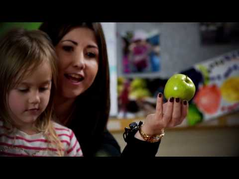 Video How to promote healthy eating in your early childhood service.