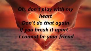 Don't play with my Heart edit