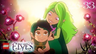 LEGO Elves Episodes 26 To 33   Cartoon Full Movies For Children (English 30 Minutes)