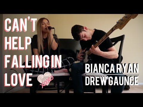 Can't Help Falling in Love (Acoustic) [Feat. Drew Gaunce]
