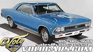 1966 Chevrolet Chevelle SS 396 for sale at Volo Auto Museum (V19010)