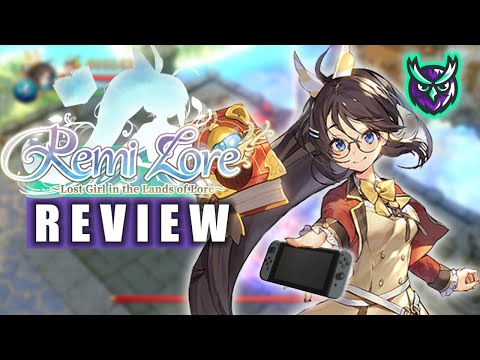 RemiLore Switch Review - Another Nicalis Gem? video thumbnail
