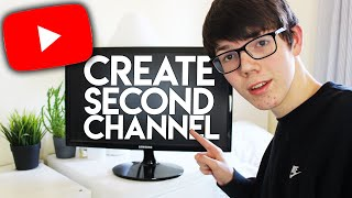 How To Make A Second YouTube Channel With The Same Email - Make A Second YouTube Channel