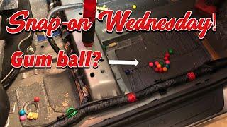 SNAP-ON WEDNESDAY - Gum Balls Anyone?