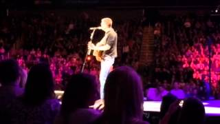 Eric Church - Love Your Love the Most in Kansas City 1/18/2014