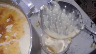 Русская печь   Топленое молоко   Каймак
