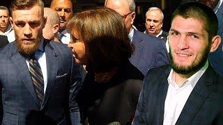 О Заседании Атлетической комиссии Нурмагомедова и Макгрегора/Хабиб может уйти из ЮФС