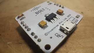 Getting Started with the Bolt IoT Device