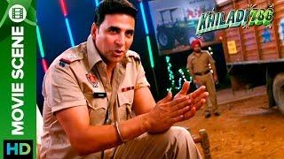 Akshay Kumar wont keep quiet | Khiladi 786