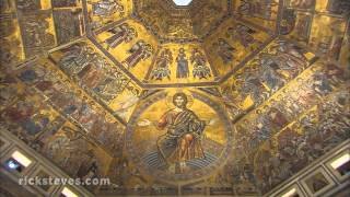 Florence, Italy: Famous Dome and Bronze Doors