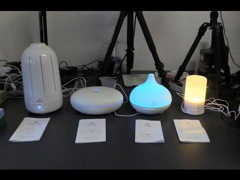 Aroma Diffuser - Luftbefeuchter - Duftzerstäuber - Aromatherapie - Raumduft