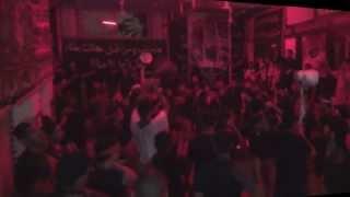 preview picture of video 'كرانة هوسات موكب الزنجيل يوم الثاني عشر  محرم 2013'